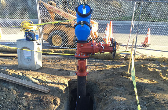 underground utilities install and repair